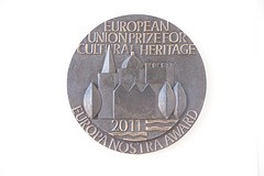 EUROPA NOSTRA AWARD 2011