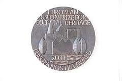 EUROPA NOSTRA AWARD 2011
