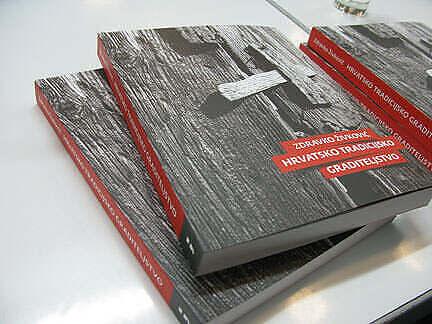 'Hrvatsko tradicijsko graditeljstvo' (Živković)