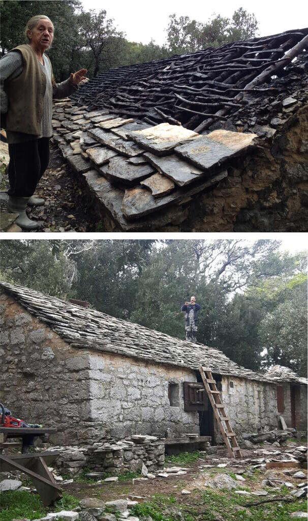 popravak krova