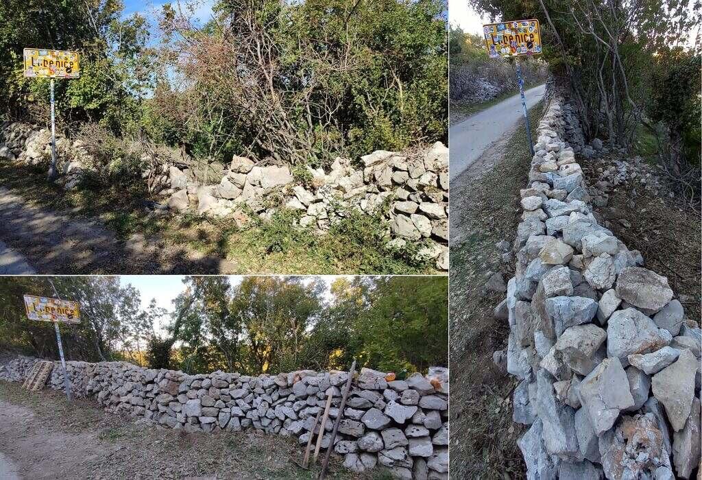 Slika 6 - Lokacija 3_prije i poslije